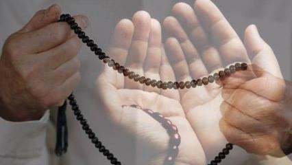 Aşure günü hangi dualar edilir? Aşure günü okunacak dualar ve çekilecek zikirler nelerdir?