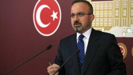 Bülent Turan'dan Afganistan açıklaması