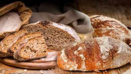 En sağlıklı ekmek hangisidir? Beyaz ve esmer ekmek arasındaki farklar nelerdir? Ekmek çeşitleri...