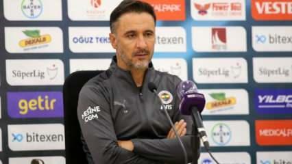 Vitor Pereira: Yorgunluğun faturasını ödedik!