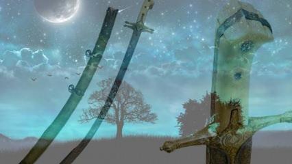 Rüyada kılıç tutmak ne anlama gelir? Rüyada kılıcın kırıldığını görmek ne demek?