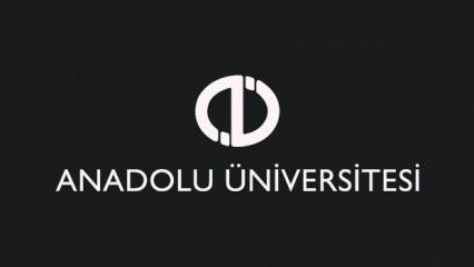 AÖF kayıt yenileme takvimi belli oldu! Anadolu Üniversitesi 2021-2022 güz dönemi sınav programı!