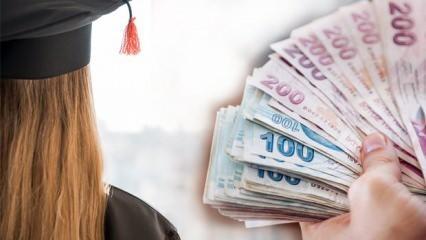 Lisans bölümlerinde okuyan üniversitelilere 9 ay burs verilecek! ATEGV burs başvurusu nasıl yapılır?