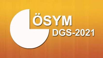 DGS tercihleri ne zaman? ÖSYM Dikey Geçiş Sınavı (DGS) kılavuzu 2021 yayınlandı mı?
