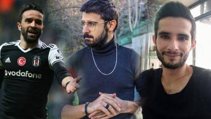 """Emrah'ın oğlu Tayfun Erdoğan'dan Gökhan Gönül'e övgü! """"Dört dörtlük adammışsın"""""""