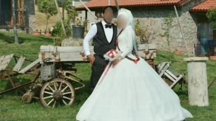 Gelin düğünden 1 gün sonra pozitif çıktı, 23 kişiye bulaştırdı