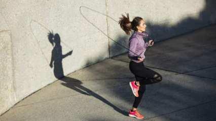 İp atlamanın faydaları nelerdir? Her gün düzenli olarak ip atlamak zayıflatır mı?