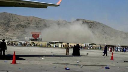 Kabil'de patlamalar peş peşe! 13'ü ABD askeri 170 ölü var