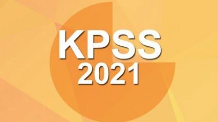 2021 KPSS sonuçları ne zaman açıklanacak? Memur adayları için ÖSYM takvimi açıkladı!