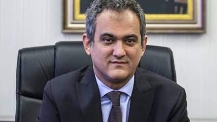 Mahmut Özer kimdir ve nerelidir? Milli Eğitim Bakanı Mahmut Özer hayatı ve biyografisi...