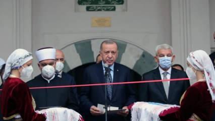 Son dakika: Erdoğan'dan tarihi ziyaret sonrası Bosna'da çağrı