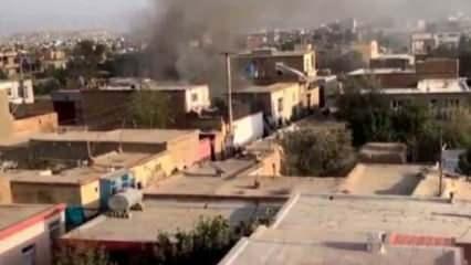 Son Dakika Haberi: Kabil'de büyük patlama sesleri! Çok sayıda ölü var