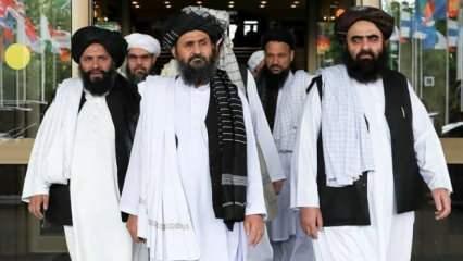 Taliban'dan Kabil Havalimanı açıklaması: Devralmaya hazırız