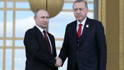 Türkiye'nin açıklaması sonrası Rusya'dan Ankara'ya Kırım teklifi