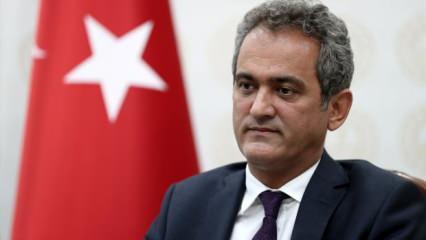Bakan Özer'den 81 ile atama müjdesi: Şırnak'a 2 bin öğretmen atanacak