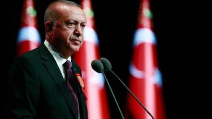 Cumhurbaşkanı Erdoğan'dan Meral Akşener'e manidar tepki: Yolun açık olsun!