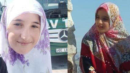 Esenyurt'ta evden kaçan 14 yaşındaki Beyzanur ile 12 yaşındaki teyzesi Canan bulundu