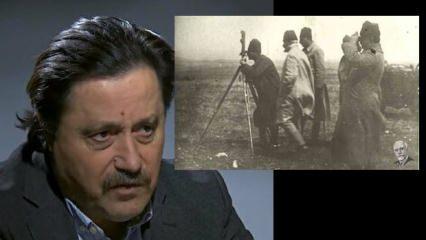 Eski Yunan casus Kalenteridis: 30 Ağustos 1922'den beri çamura batmaya devam ediyoruz