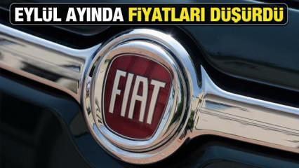 Fiat Eylül ayı fiyatlarında indirime gitti! 2021 model Egea, 500, Doblo, Panda, yeni fiyatları