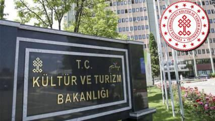Kültür Ve Turizm Bakanlığı KPSS şartsız 40 personel alım ilanı! Başvuru için son gün...