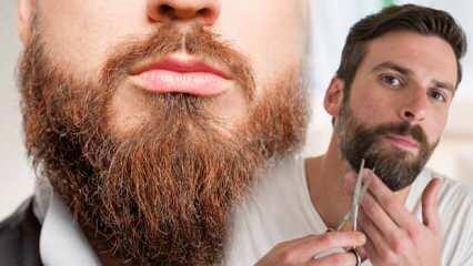 Rüyada sakal görmek neye işaret eder? Rüyada sakal tıraşı görmek ne anlama gelir?