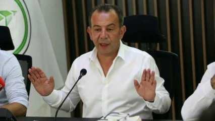 Tanju Özcan'dan CHP'ye rest: Pişman değilim