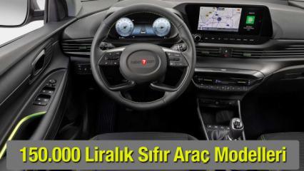 155 bin TL ve altı sıfır araç modelleri açıklandı! 2021 Eylül ayı ÖTV indirimli araç modelleri..