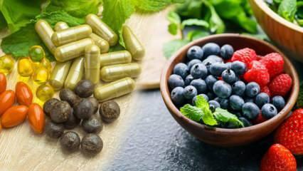 Bağışıklığı güçlendirmek için antioksidan zengini besinler tüketin!
