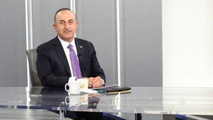 Bakan Çavuşoğlu'ndan son dakika Taliban ve BAE açıklaması