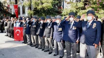 Bursa'da 99 yıl sonra kurtuluş gururu... Gösteride 'Pûşide-i Siyah' damgası!