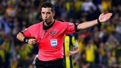 Trabzonspor-Galatasaray maçını Ali Palabıyık yönetecek