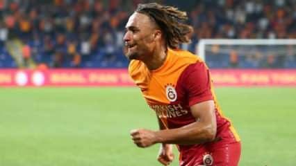 Galatasaray'da Sacha Boey, 3-4 hafta sahalardan uzak kalacak