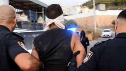 Gilboa hapishanesinden firar eden 6 Filistinliden 4'ü yakalandı