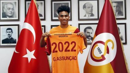 Gustavo Assunçao'dan Galatasaray'a kötü haber!