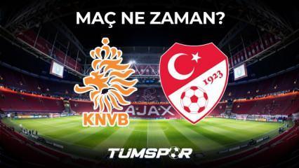 Hollanda Türkiye maçı hangi kanalda saat kaçta? Türkiye maçı şifresiz mi yayınlanacak?