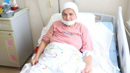Kovid-19'a yakalanan kadın aşı olmamanın pişmanlığını yaşıyor