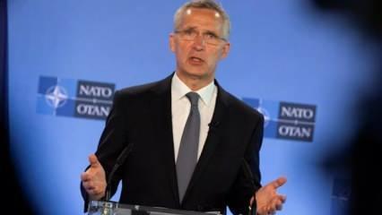 NATO, Taliban'ın yönetimi ele geçirmesinin nedenini açıkladı