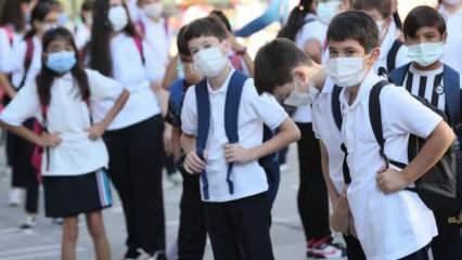 Yeni eğitim öğretim yılı başladı! İşte Türkiye'den okul manzaraları