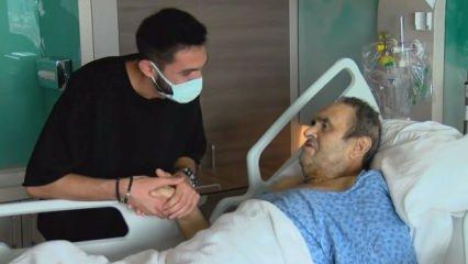 65 yaşındaki Kosovalı sesini kaybetti, şifayı Türkiye'de buldu