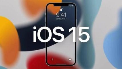 iOS 15 alacak iPhone modelleri ve tarihi açıklandı
