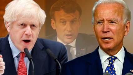 90 milyar dolarlık nükleer denizaltı krizi: Macron'un kalemini mi kırdılar?