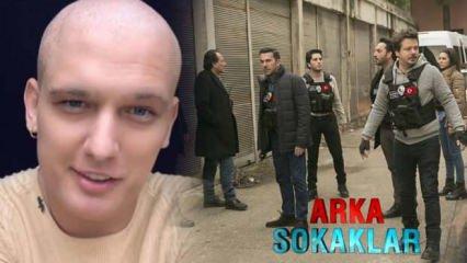 Arka Sokaklar'ın Volkan Komiseri Boğaç Aksoy'un Lenf Kanseriyle mücadelesi sürüyor!