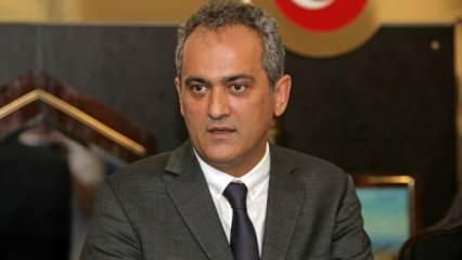Bakan Özer açıkladı: Diyarbakır'da 21 sınıf karantinaya alındı
