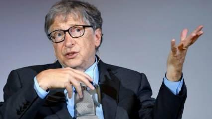 Milyarder iş insanı Bill Gates ikinci kez Türkiye'de