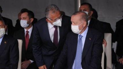 Büyükkılıç, Başkan Erdoğan ile görüştü