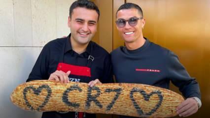 "Cristiano Ronaldo'dan CZN Burak'a dev teklif! ""Burak İngiltere'ye gel..."""