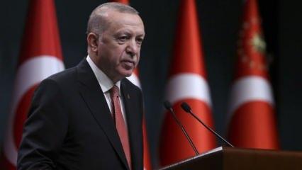 Eğitim için kritik toplantı! Başkan Erdoğan tarihi duyurdu