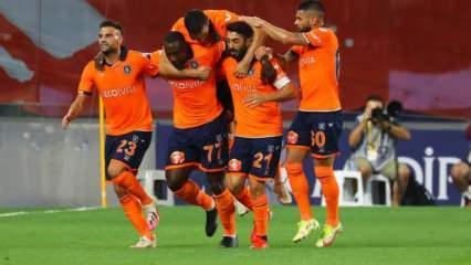 Fenerbahçe'ye soğuk duş! Başakşehir puanla tanıştı