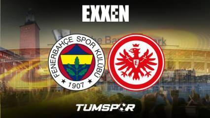 Frankfurt Fenerbahçe maçını veren yabancı kanallar! Fenerbahçe Avrupa Ligi maçı şifresiz nasıl izlenir?