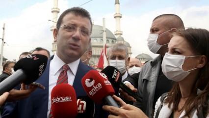 İmamoğlu ' Şov yapıyor' demişti! TOKİ'den cevap